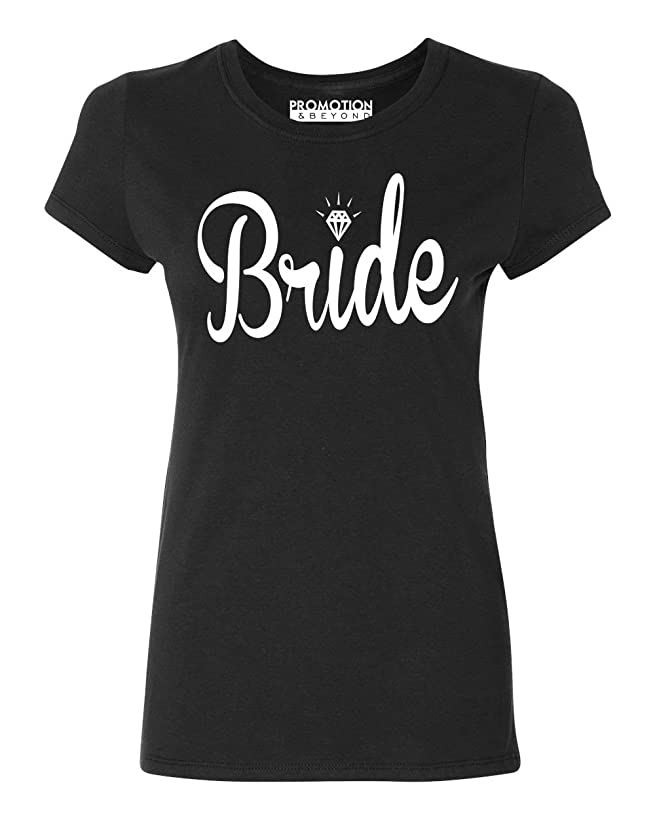 Promotion & Beyond Wedding Bachelorette Party Designs Women's T-Shirt