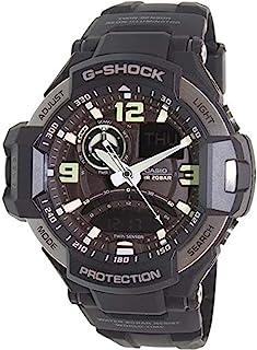 Casio G-Shock Gravity Master men's Ana-Digi Dial Resin Band Watch