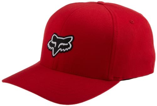 Fox Home Bound - Forro Polar para Hombre, Color Rojo