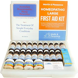 Homeopathic Large First Aid Kit