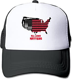 All Live Matters Stop The Hate Police Shooting Snapback Hat