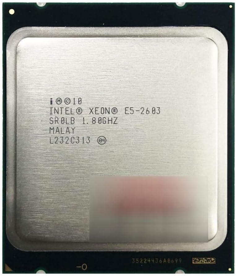 Intel Xeon E5-2603 Large discharge sale Ranking TOP8 E5 2603 1.8 Quad-Core Quad-Thread GHz Pro CPU