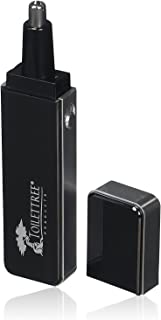 ToiletTree Products TTP-TRIM-4 Sleek Design Nose Hair Trimmer with Precision Cutting Tip, 0.32 Ounce