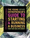 money book for teens titled the young entrepreneur's guide to starting & running a business
