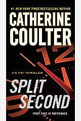 Split Second (An FBI Thriller Book 15) Kindle Edition