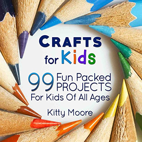 Crafts for Kids (3rd Edition) Titelbild
