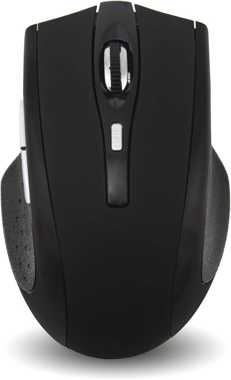 3C Light Wireless Bluetooth Mouse Portable Ergonomic Mouse Silent Rechargeable Mouse Optical Mice with Adjustable DPI for PC Laptop Computer Windows