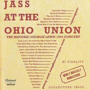 Jass at the Ohio Union