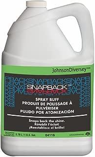 Spraybuff Snapback Floor Cleansers ( CLEANER, FLOOR, SNAPBACK, SPRAYBUFF, 1GALLON ) 4 Each / Case