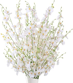 Amazon Com Artificial Flowers Floor Artificial Plants Flowers Home Decor Home Kitchen