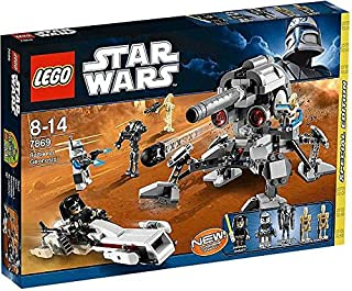 Star Wars Lego Special Edition Set Battle for Geonosis