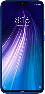 Redmi Note 8 (Neptune Blue, 6GB RAM, 128GB Storage) - Extra 1,000 Off on Exchange & 6 Months No Cost EMI