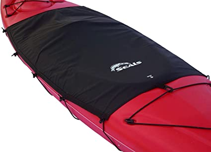 Kayak Cockpit Cover 210D Oxford Fabric Canoe Surfboard Cockpit Drape Seal