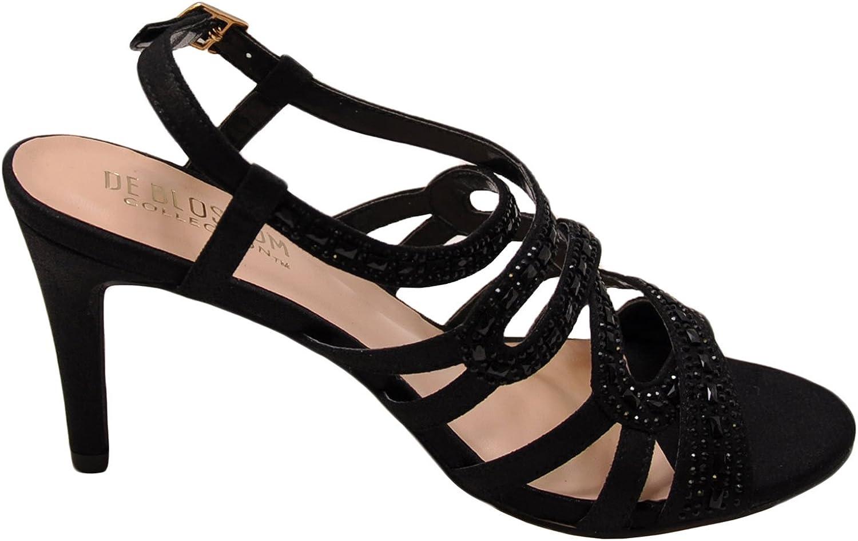 Blossom Rita 6 Women's Strappy Embellished Formal Heels