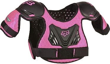 Fox Racing Pee Wee Roost Deflector-Black/Pink-S/M
