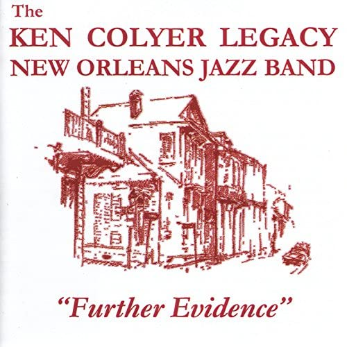 The Ken Colyer Legacy New Orleans Jazz Band