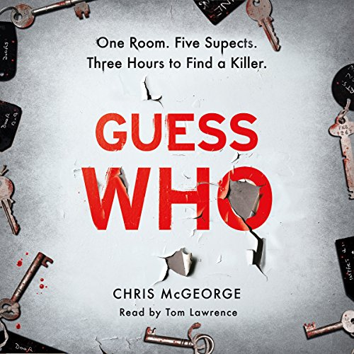 Guess Who? audiobook cover art