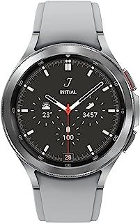 SAMSUNG Galaxy Watch4 Classic 46mm Bluetooth Smartwatch, Silver, SM-R890NZSAMEA