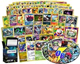 Ultimate Pokémon card bundle 100+ random cards= 100...
