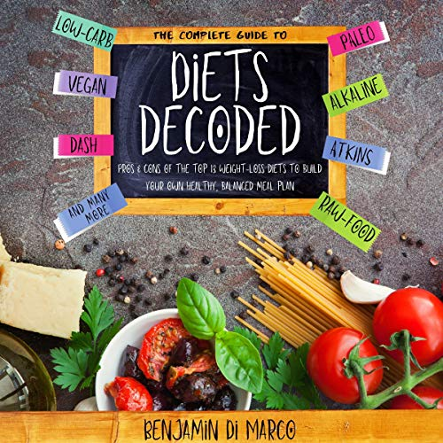 Diets Decoded  By  cover art