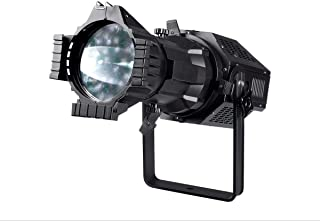Monoprice COB LED Ellipsoidal - White, Interchangeable Lens, Manual Focus - Stage Right Series