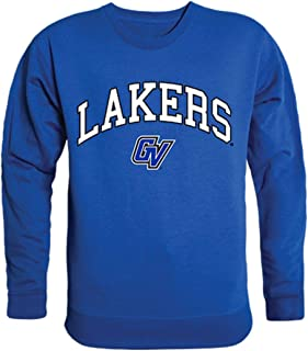 GVSU Grand Valley State University Campus Crewneck Pullover Sweatshirt Sweater Royal