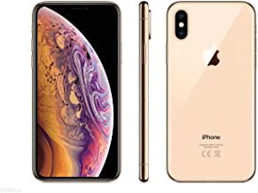 Apple iPhone XS Max, 256GB, Gold - For AT&T / T-Mobile (Renewed)