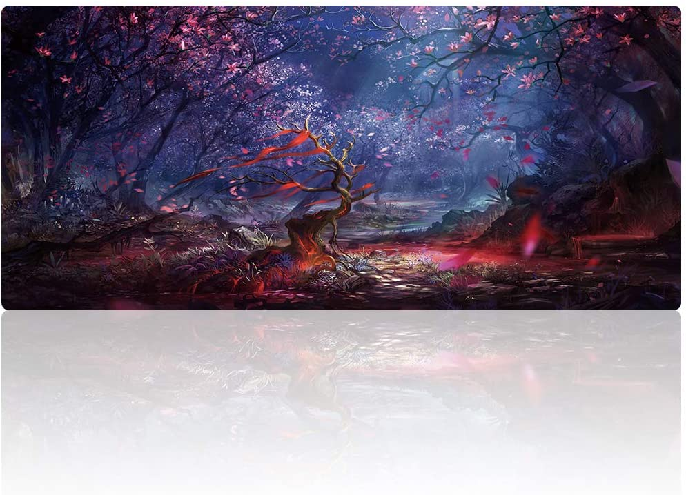 Gaming Luxury goods Mouse Pad Popular shop is the lowest price challenge Customized Extended Desk Mat 35.4x15.7 In Large