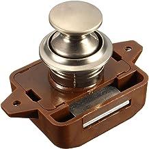 Kast deurslot Push Lock Button Catch Lock Cupboard Deurknop Caravan Motorhome Boot RV Kast lade push grendel lade lade meu...