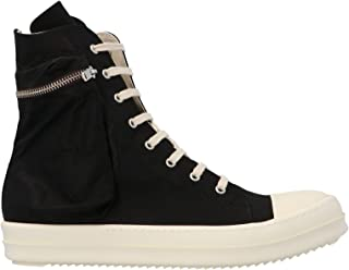 Rick Owens Luxury Fashion   Drkshdw By Uomo DU21S2801CNP911 Bianco Altri Materiali Sneakers   Ss21