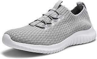 TIOSEBON Women's Slip On Walking Shoes Lightweight Casual Running Sneakers
