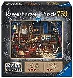 Ravensburger EXIT Puzzle 19950 - Sternwarte - 759 Teile Puzzle für Erwachsene und Kinder ab 12 Jahren