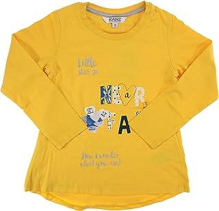 Kanz - Camiseta de Manga Larga - para niño