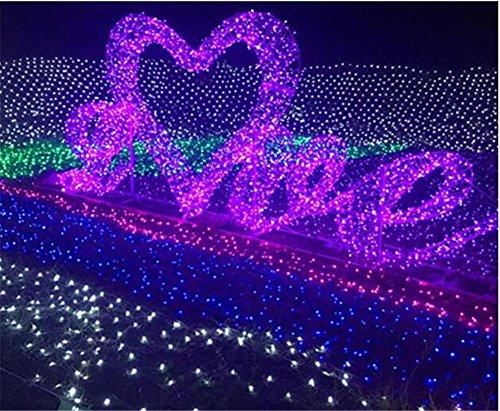 Xingyue Mythology LED Festival Lanterne 10 M ImperméAble à L'Eau Clignotant SéRie Feux De Mariage Nouvel An LumièRes DéCoratives éToiles Star NéOn LumièRes DéCoration , colorful
