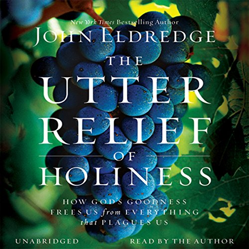 The Utter Relief of Holiness audiobook cover art
