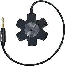 Best 5 way 3.5 mm headphone splitter Reviews