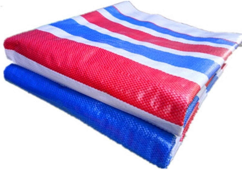 Plane Polyethylen Verdicken Farbiges Tuch Regenfeste Wasserdichtes Tuch Rot Rot Rot Weiß Blau Plastiksonnenschutz-Regenstoff Schatten Tuch Schuppen-Tuch B07DDKDD1W  Flagship-Store 4fae73
