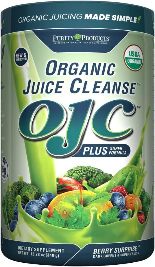 Certified Organic Superlatite Juice Cleanse OJC - Surprise Tampa Mall Purity Berry Plus