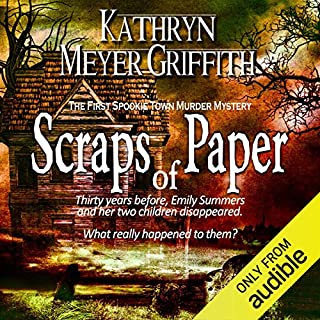 Scraps of Paper, Revised Author's Edition audiobook cover art