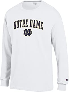 Best notre dame long sleeve tee Reviews