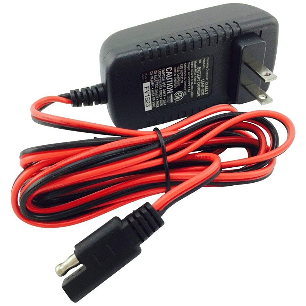 PowerStroke 140173025 Ritar Battery Charger 12VDC-1A For PS80310E, PS906811P, PS907000