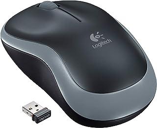 Logitech Wireless Mouse M185 Swift 2 Pack