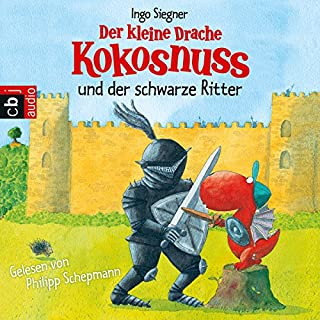 Der kleine Drache Kokosnuss und der schwarze Ritter Titelbild