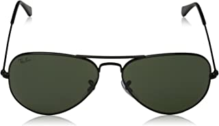 AVIATOR LARGE POLARIZED METAL