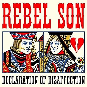 Declaration of Disaffection