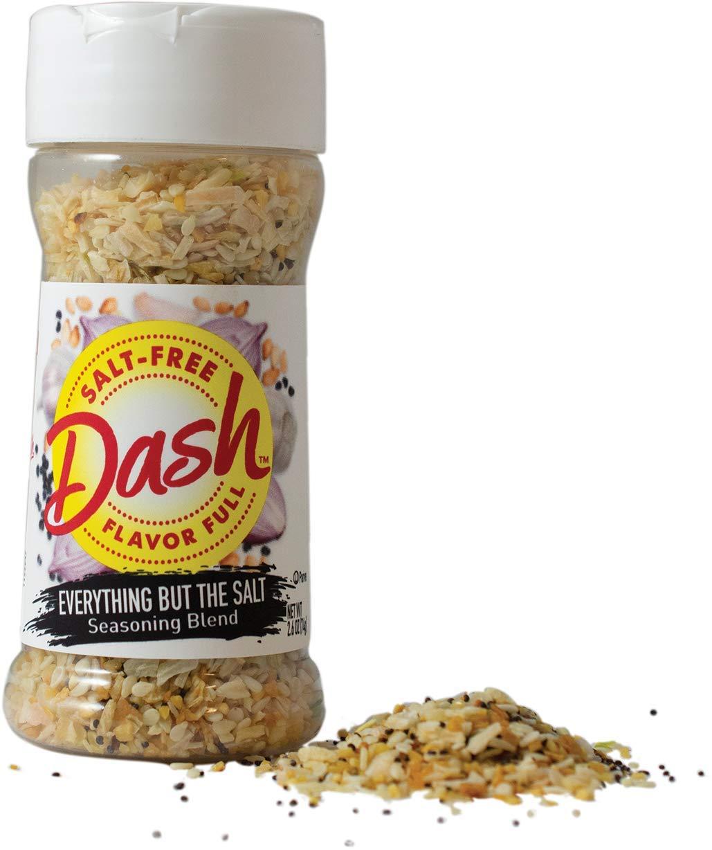 Dash Salt-Free Manufacturer OFFicial shop Seasoning Blend Everything The Salt Cheap mail order specialty store But Seasonin
