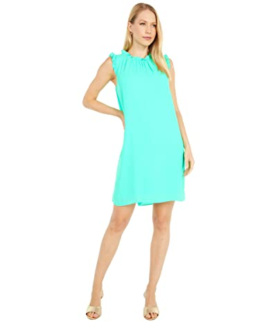 Lilly Pulitzer Talisa Dress (Gustavia Green) Women