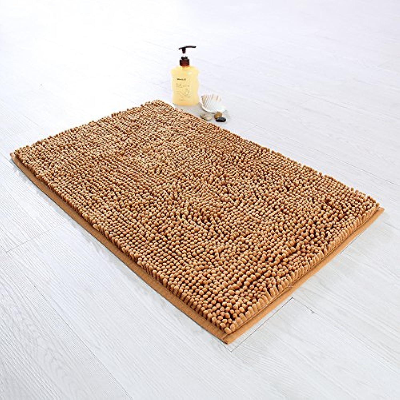 alta calidad y envío rápido TS-nslixuan TS-nslixuan TS-nslixuan Alfombrilla de bao mat mat mat agua profunda,café,50x80cm.  calidad auténtica
