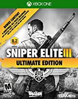 Sniper Elite III Ultimate Edition (輸入版:北米) - XboxOne