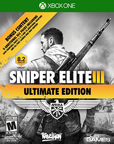 Sniper Elite III Ultimate Edition - Xbox One by 505 Games